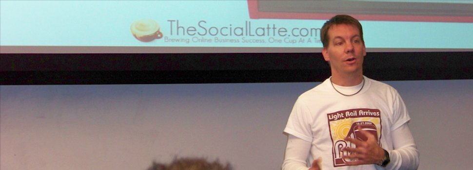 Jack Smith of The Social Latte